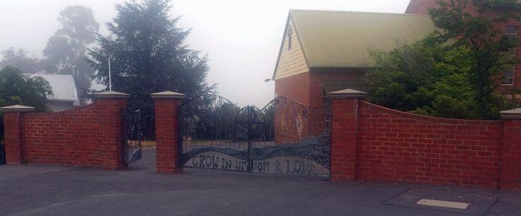 St Brigids School in Healesville.