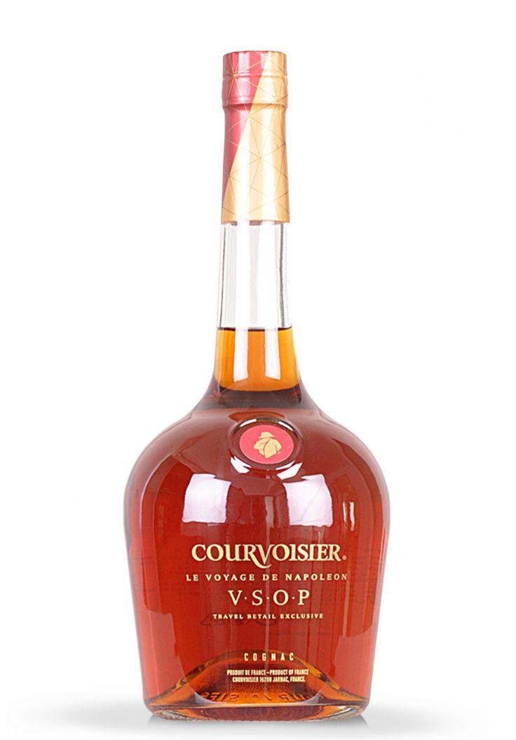 Cognac Courvoisier VSOP, Le Voyage de Napoleon (1L) - SmartDrinks.ro