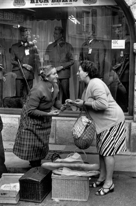 Henri Cartier-Bresson // France - Town of Mende. 1968.