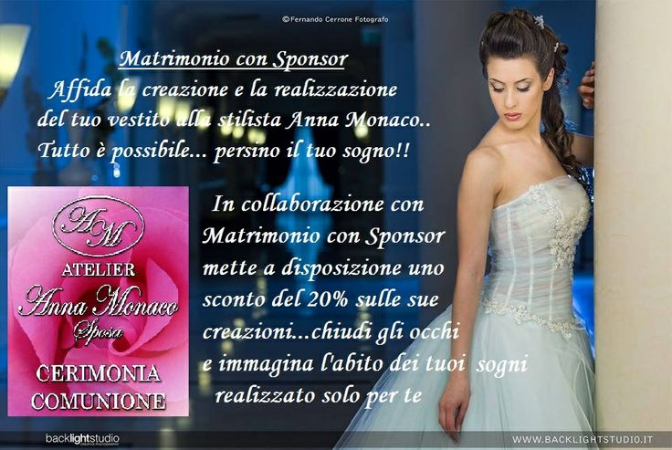 Atelier anna Monaco Sposa