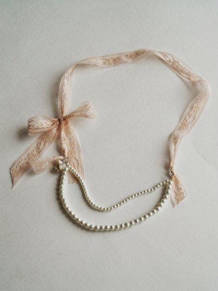 donneinpink: Tutto il glamour in un filo di perle- 6 Fashion-chic tutorial