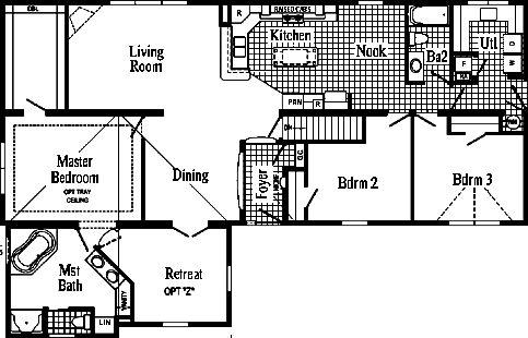 Simple Open Floor House Plans Carport likewise Floor Plans moreover 40x40 Barndominium Floor Plans moreover 30x40 House Floor Plans Further 30 Foot additionally Rectangular House Plans. on 30x50 house plans