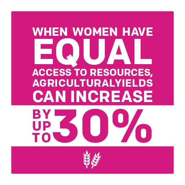 This is a huge increase – give it up for girl power! #Factivist