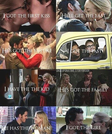 Always captain swan