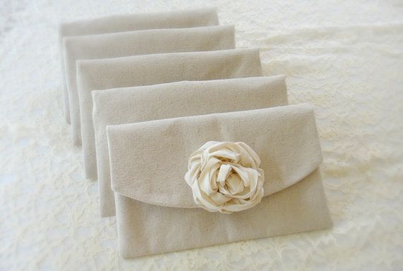 6 Bridesmaid Clutches Peony Flower Bridesmaid Wedding Purses Bridal Clutch Rustic Bridesmaid Gift Rustic Wedding