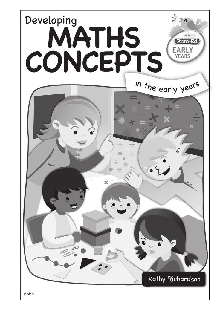 6565 Developing Maths Concepts in the Early Years