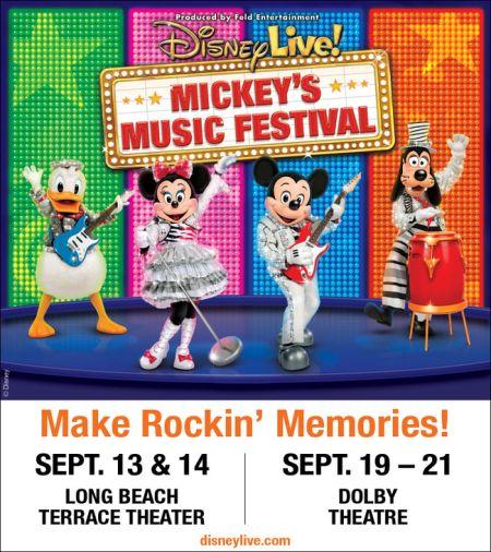 GIVEAWAY: Disney Live! Mickey's Music Festival   Macaroni Kid