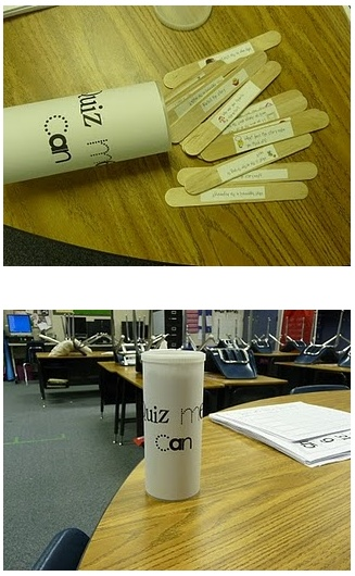 Quiz Me Can [for high-readers reading group activity/evaluation] by Mrs. Patton