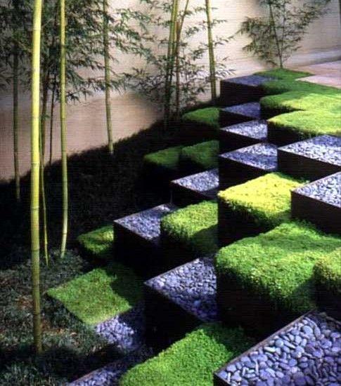interesting terrace idea minecraftlandscape architectsmodern gardenszen gardensjapanese