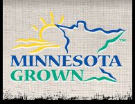 Minnesota Grown website for local farmers selling produce, local events and happenings