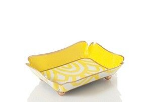 DIY Inspirations for yellow bathroom accessories!