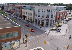 King and William Sts., Waterloo, Ontario