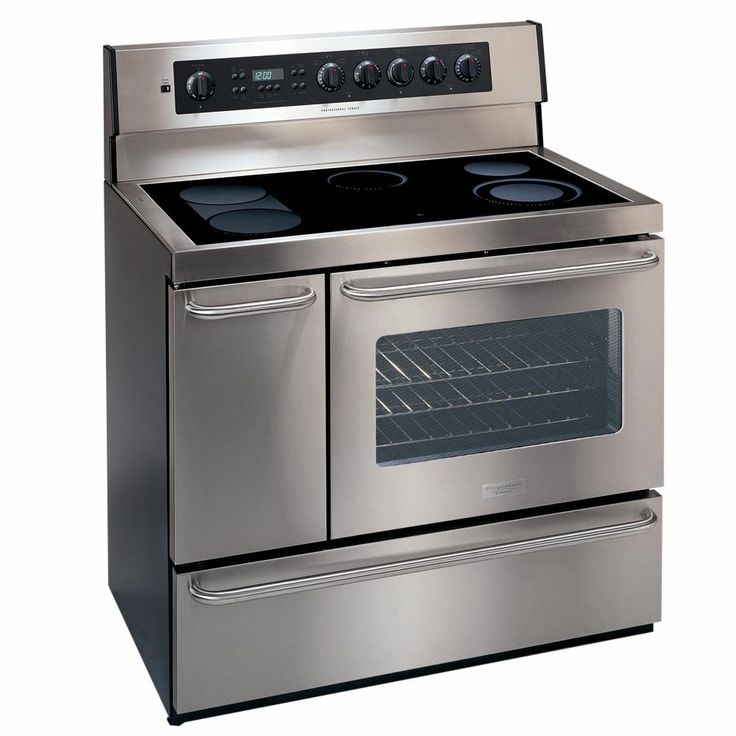 electric stove 40' electric range. Appliances Forum