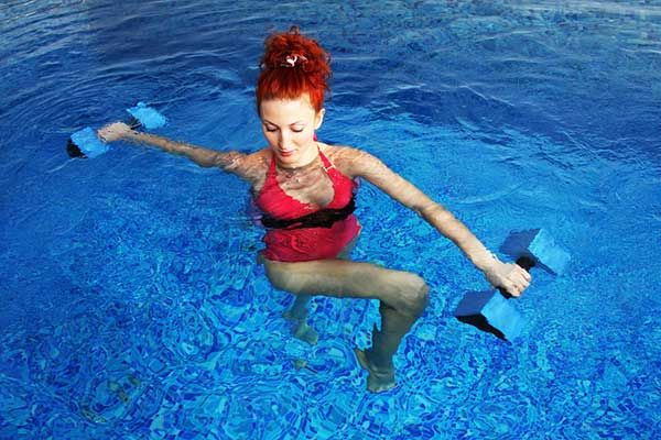 Упражнения В Бассейне Для Похудения I. Как правильно плавать в бассейне, чтобы похудеть - программа тренировок с видео