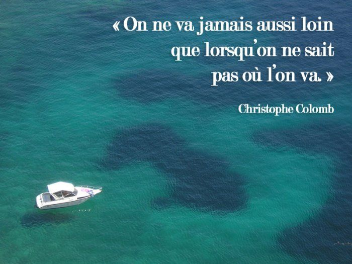 Les plus belles citations de voyage en images #quote #travel