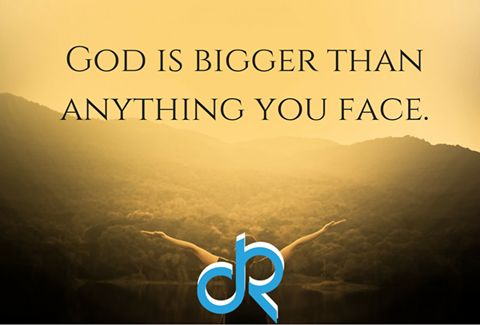 Believe in God, and turn all things over to Him.#recovery #Higherpower #faith