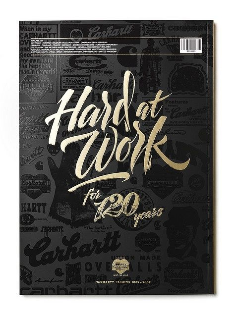 Work.  Editorial / Graphic design inspiration — Designspiration  #HandLettering