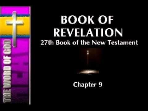 Audio bible book of Revelation chapter 1-20 - YouTube