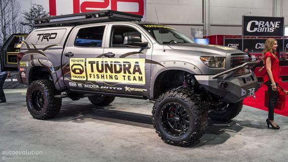 Toyota Tundra – Ultimate Fishing Edition | By Britt Myers & CS Motorsports | FreshnessMag.com