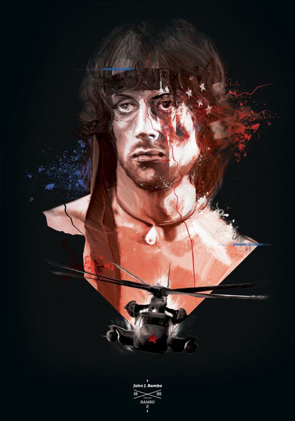 Tomasz Majewski - Tribute Series John Rambo