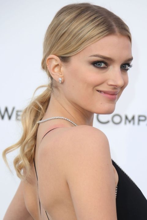 cool Awesome Celebrity Wedding Hairstyles to Copy