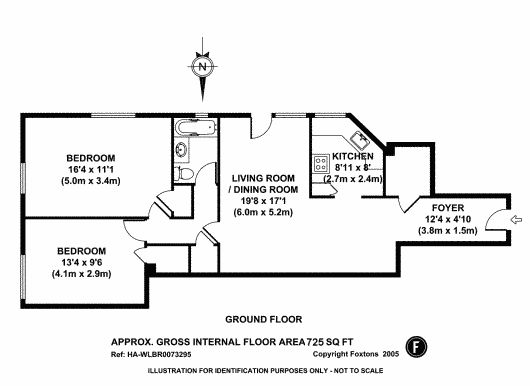 Small Two Bedroom Apartment Floor Plans   Google Search Part 77