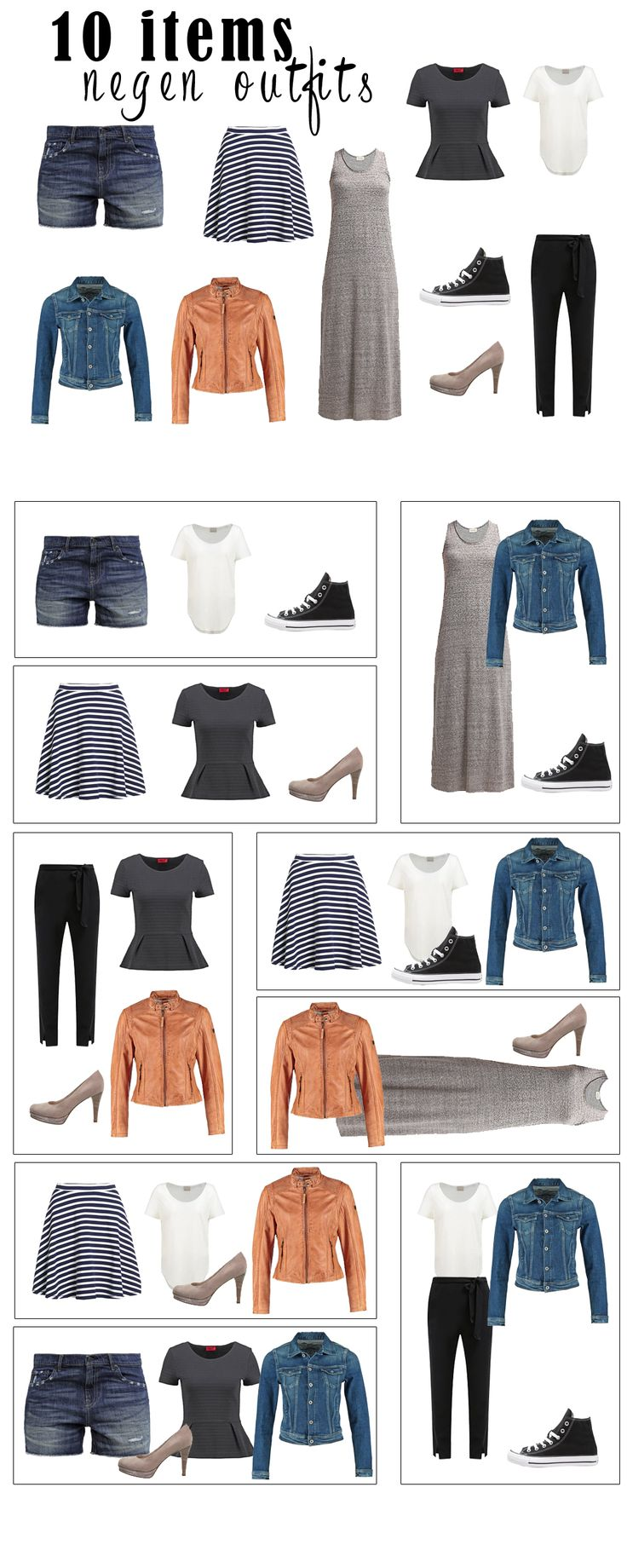 Overpakken, we maken ons er haast allemaal schuldig aan. Toch is reizen met een minimale garderobe perfect mogelijk én hoef je er helemaal n...