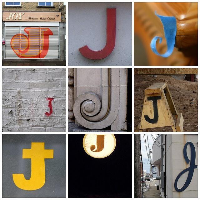 I'm a J