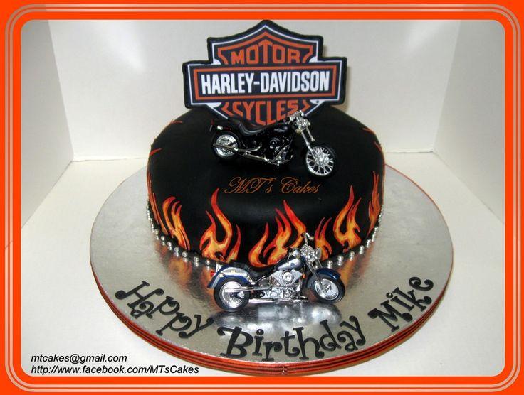 89 best torta Harley Davidson images on Pinterest