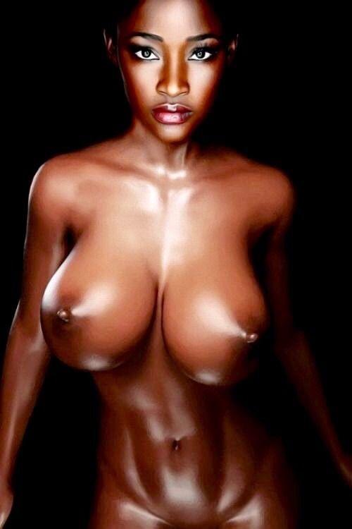 Negritas nudes