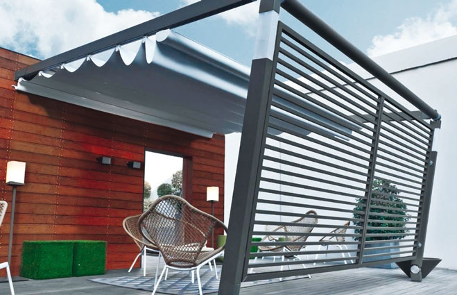 moderna pergola pergola inspiration pinterest llantas moderno y cortinas. Black Bedroom Furniture Sets. Home Design Ideas