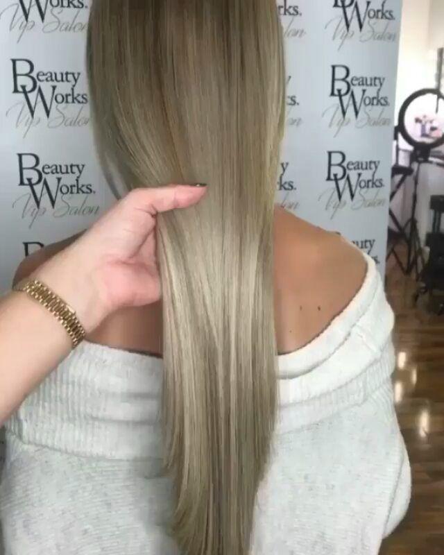 Beauty Works Scandinavian Blonde Beauty Works Hair Extensions Beauty Works Beauty