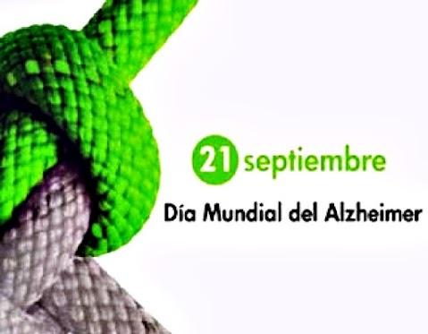 POR FAVOR, AYUDEN A DIFUNDIRLO,....COMPARTANLO CON SUS CIRCULOS   MIL GRACIAS    EL DÍA INTERNACIONAL DE LA ENFERMEDAD DE ALZHEIMER    El día 21 de septiembre de 2012 se celebra el día internacional de la enfermedad de Alzheimer.     Este estudio ha sido coordinado por el Instituto de Psiquiatría del King's College de Londres.    La mayoría de los casos se diagnostican en etapas muy avanzadas en las que ya existe un gran deterioro y hay poco que hacer. Además la fatalidad del diagnóstico con…