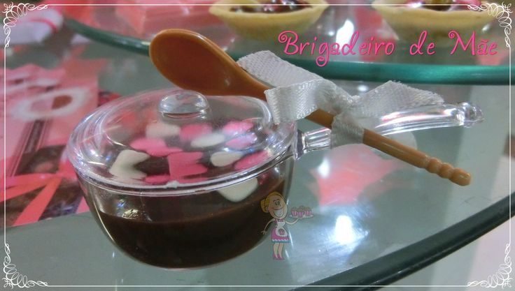 Panelinha perfeita para decorar e presentear no chá de panela.