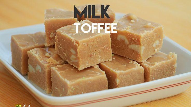 Milk Toffee Recipe