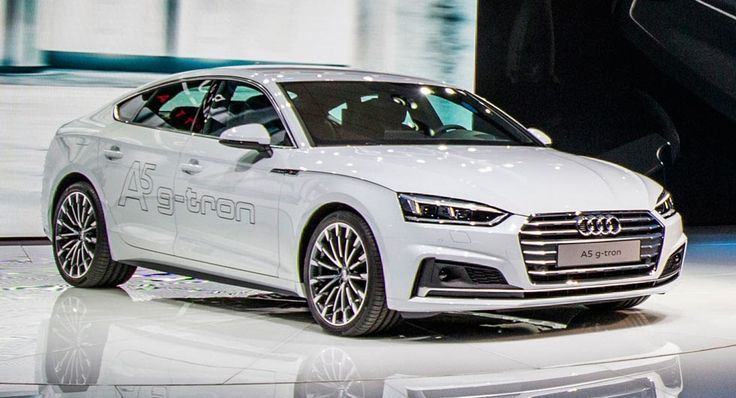 Audi's New e-Gas Offers 80 Percent Lower CO2 Emissions, A4 Avant, A5 Sportback G-Tron Coming This Year