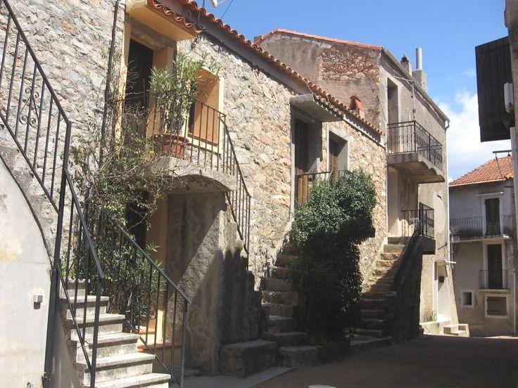 Houses in Piana
