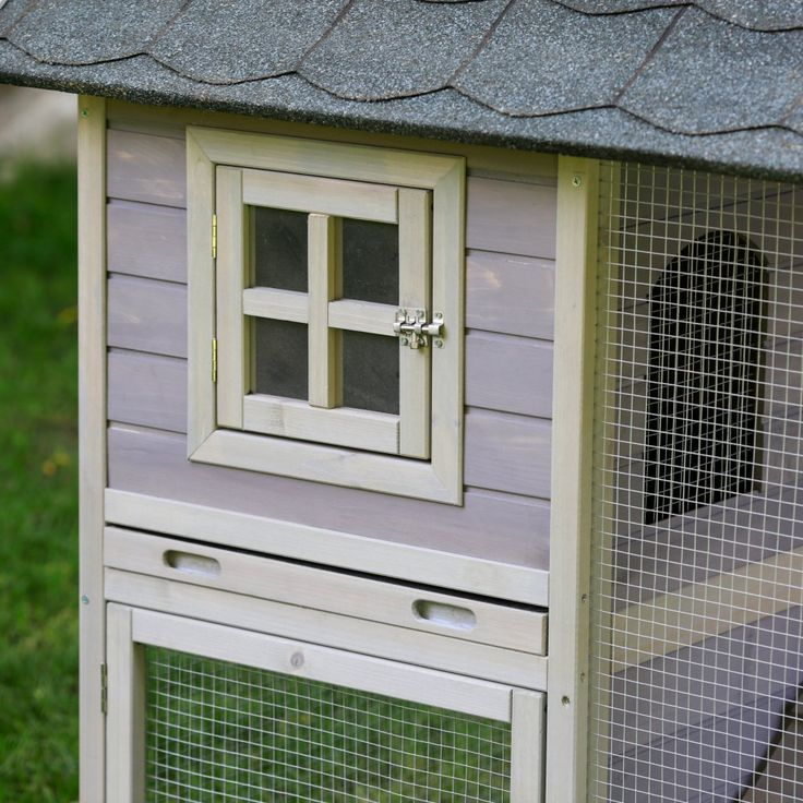 how to build a rabbit hutch for winter