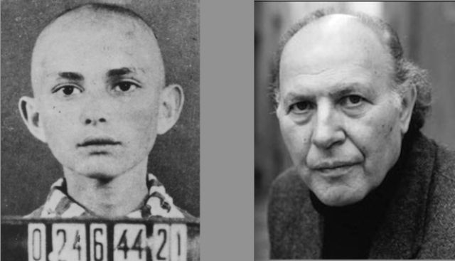 """Imre Kertész - Nobel laureate for literature (2002) and Auschwitz survivor. speaking of the situation now in Europe - """"the doors are wide open for Islam, they no longer dare talk about race and religion while Islam only knows the language of hatred against alien races and religions."""" Kertész is a Jewish-Hungarian."""