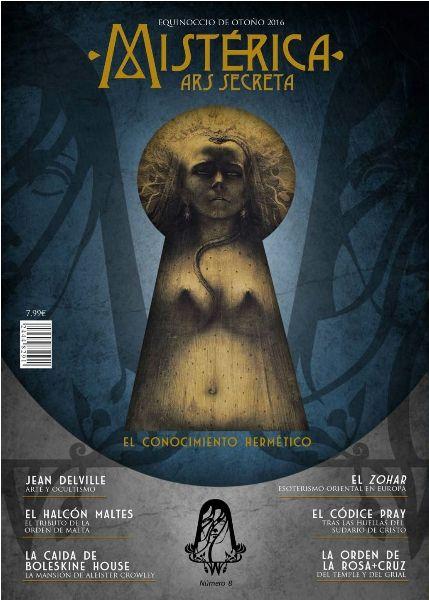 Misterica Ars Secreta N.8 - Equinoccio de Otono 2016