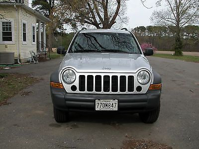 eBay: 2006 Jeep Liberty Sport Sport Utility 4-Door 2006 JEEP, LIBERTY SPORT ROAD/OFF ROAD RARE 6 SPEED MANUAL RUNS GREAT #jeep #jeeplife