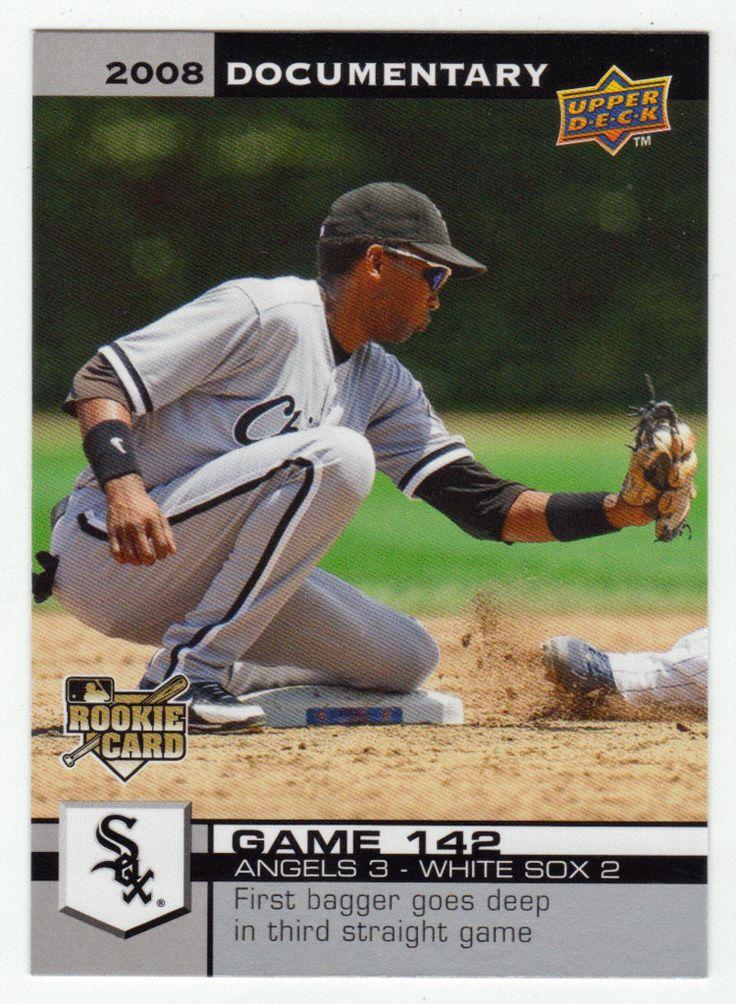 Alexei Ramirez RC # 4191 - 2008 Upper Deck Documentary Baseball MLB Rookie