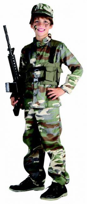 Disfraz de soldado para niño Disponible en: http://www.vegaoo.es/disfraz-de-soldado-para-nino-bis-bis.html?type=product