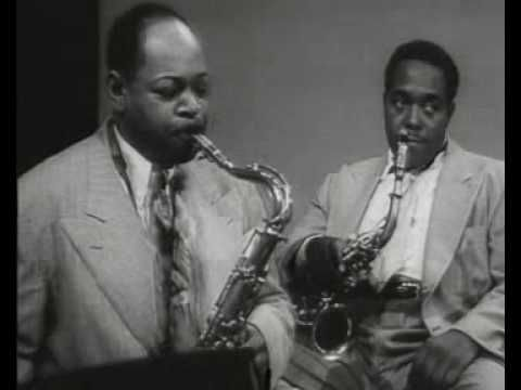 Charlie Parker & Coleman Hawkins 1950.wmv There were giants in the earth.......................