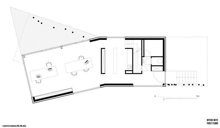 Contemporary Office NETE Westerlo, Belgium 20 -
