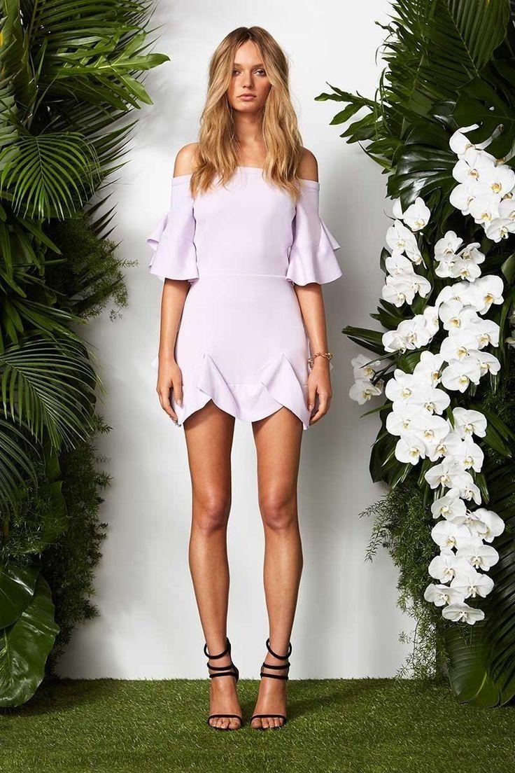 Maurie & Eve - Pre Order Jagger Dress Violet