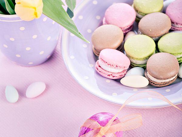 Macarons till påsk | Recept.nu