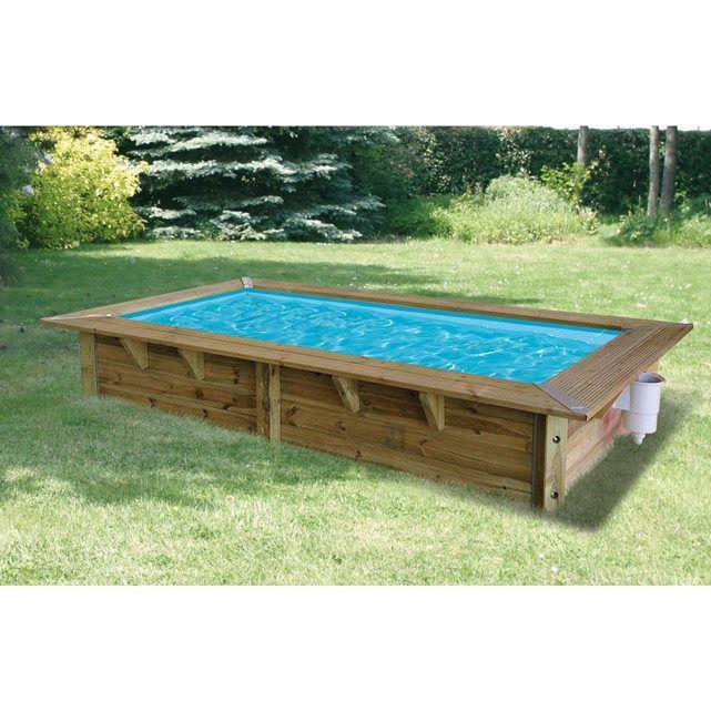25 legjobb tlet a k vetkez r l piscine bois for Construction piscine 63