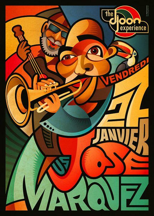 Jose Marquez @ Djoon, Paris   by Prop4g4nd4