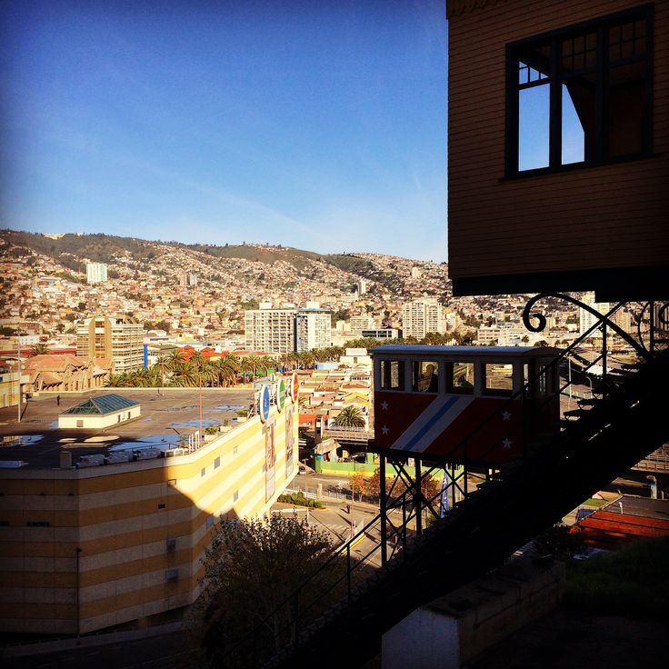 https://flic.kr/p/GQWy7x | Ascensor Barón | Valparaíso, Chile